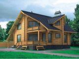 Какое время года подходит для строительства дома из бруса?