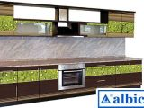 Глянцевые панели «АЛЬБИКО» — качественный и доступный отделочный материал