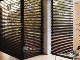 Жалюзи из дерева абаши: изысканный стиль, непревзойденное качество