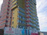 Создание «мокрого» фасада ЖК Попов