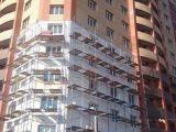 Утепление фасада ЖК Ломоносов
