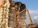 В Москве было снесено 16 старых домов с начала текущего года
