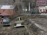 Строительные работы в Сочи спровоцировали оползень - под угрозой жилые дома