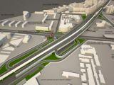 В Санкт-Петербурге объявлен конкурс на строительство Пулковско-Дунайской развязки