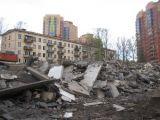 За 2013 год в столице демонтировали 66 ветхих домов
