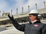 У стадиона Спартак появится Футбольная деревня