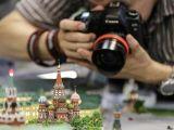 В День строителя на ВДНХ представили первую часть макета Москвы