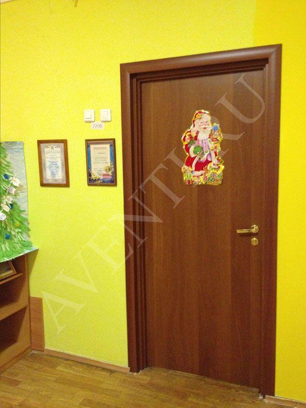 двери металлические в детский сад