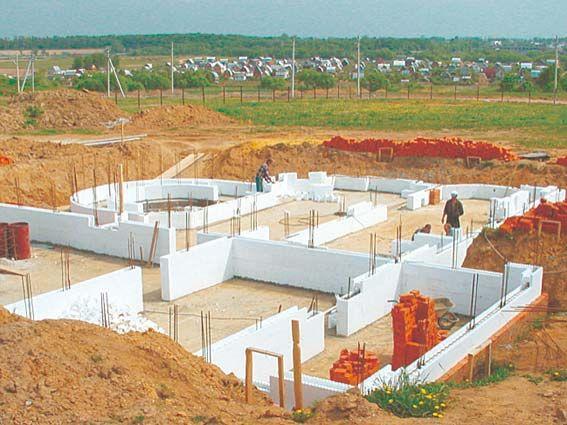 Новые материалы и технологии в строительстве зданий. Статьи на