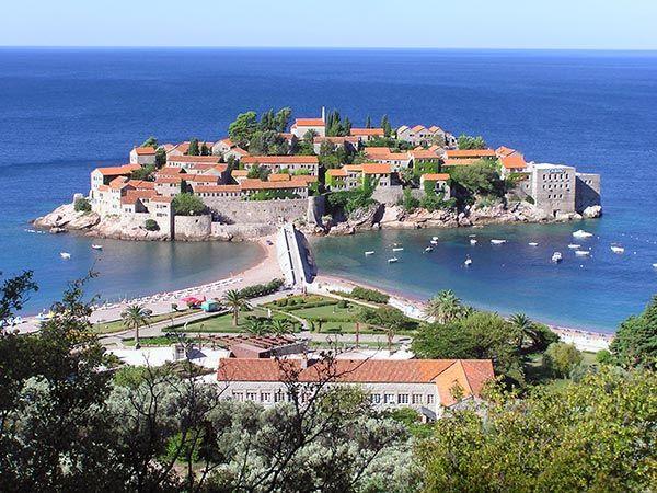 Недвижимость в прчане черногория