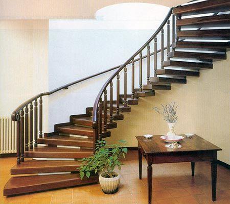 Как выбрать место для лестницы на второй этаж