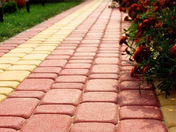 Тротуарная плитка: варианты использования и особенности укладки
