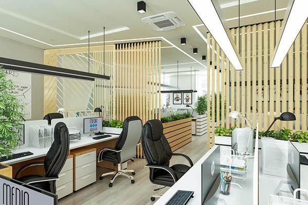 Косметический и капитальный ремонт офиса