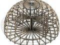 Без единого гвоздя: технология строительства купольных домов Kempings Master