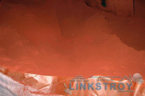 производство сурика железного