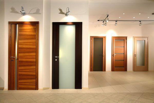 Современные межкомнатные двери для квартиры или дома