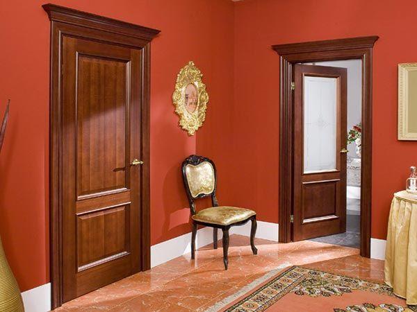 Как сочетать межкомнатные двери с интерьером дома или квартиры?